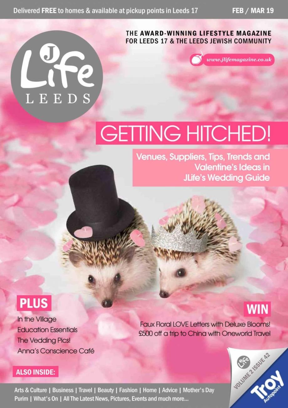 JLife Leeds February – March 2019