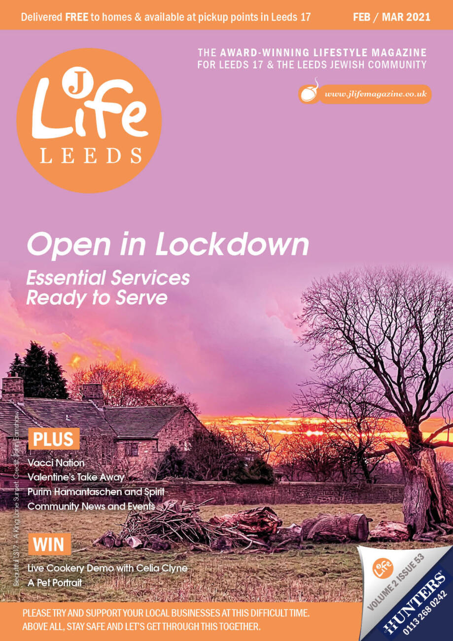 JLife Leeds February – March 2021